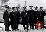 Image of Admiral Nipper and Scheer Wilhelmshaven Germany, 1918, second 8 stock footage video 65675027361