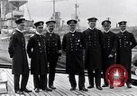 Image of Admiral Nipper and Scheer Wilhelmshaven Germany, 1918, second 9 stock footage video 65675027361