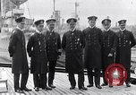 Image of Admiral Nipper and Scheer Wilhelmshaven Germany, 1918, second 10 stock footage video 65675027361