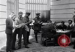 Image of officers United States USA, 1920, second 8 stock footage video 65675027368
