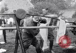 Image of Field service volunteers France, 1920, second 4 stock footage video 65675027369
