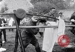 Image of Field service volunteers France, 1920, second 9 stock footage video 65675027369