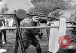 Image of Field service volunteers France, 1920, second 10 stock footage video 65675027369