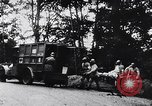 Image of Field service volunteers France, 1920, second 4 stock footage video 65675027371