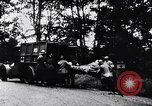 Image of Field service volunteers France, 1920, second 8 stock footage video 65675027371
