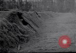 Image of Concealed artillery France, 1914, second 12 stock footage video 65675027375