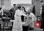 Image of German Army distributes food to youth in World War 1 Berlin Germany, 1914, second 5 stock footage video 65675027378
