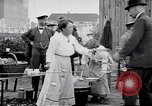 Image of German Army distributes food to youth in World War 1 Berlin Germany, 1914, second 7 stock footage video 65675027378