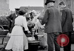Image of German Army distributes food to youth in World War 1 Berlin Germany, 1914, second 9 stock footage video 65675027378