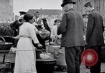 Image of German Army distributes food to youth in World War 1 Berlin Germany, 1914, second 10 stock footage video 65675027378