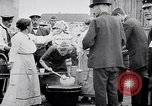 Image of German Army distributes food to youth in World War 1 Berlin Germany, 1914, second 12 stock footage video 65675027378