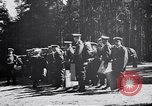 Image of German soldiers being mobilized Berlin Germany, 1914, second 8 stock footage video 65675027381