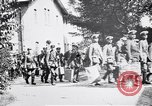Image of German soldiers being mobilized Berlin Germany, 1914, second 10 stock footage video 65675027381