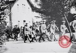 Image of German soldiers being mobilized Berlin Germany, 1914, second 11 stock footage video 65675027381