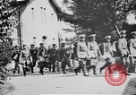 Image of German soldiers being mobilized Berlin Germany, 1914, second 12 stock footage video 65675027381