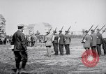 Image of German Landsturm militia training in World War I Berlin Germany, 1914, second 9 stock footage video 65675027382