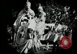 Image of Ku Klux Klan on horseback South Carolina United States USA, 1916, second 4 stock footage video 65675027386