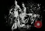 Image of Ku Klux Klan on horseback South Carolina United States USA, 1916, second 7 stock footage video 65675027386