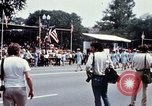 Image of US Coast Guard in parade Washington DC USA, 1976, second 2 stock footage video 65675027393