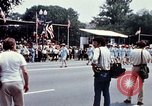 Image of US Coast Guard in parade Washington DC USA, 1976, second 3 stock footage video 65675027393