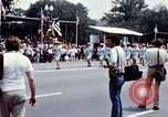 Image of US Coast Guard in parade Washington DC USA, 1976, second 4 stock footage video 65675027393