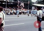Image of US Coast Guard in parade Washington DC USA, 1976, second 5 stock footage video 65675027393