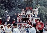 Image of Liberty Bell float Washington DC USA, 1976, second 7 stock footage video 65675027394