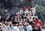 Image of Liberty Bell float Washington DC USA, 1976, second 8 stock footage video 65675027394