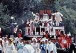 Image of Liberty Bell float Washington DC USA, 1976, second 9 stock footage video 65675027394