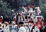 Image of Liberty Bell float Washington DC USA, 1976, second 11 stock footage video 65675027394