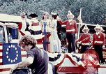 Image of Fife and drum corps Washington DC USA, 1976, second 2 stock footage video 65675027395