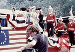 Image of Fife and drum corps Washington DC USA, 1976, second 3 stock footage video 65675027395
