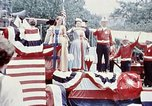 Image of Fife and drum corps Washington DC USA, 1976, second 6 stock footage video 65675027395