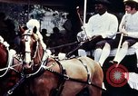 Image of horse drawn carriage Washington DC USA, 1976, second 3 stock footage video 65675027398