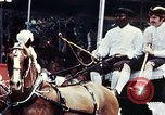 Image of horse drawn carriage Washington DC USA, 1976, second 5 stock footage video 65675027398