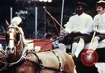Image of horse drawn carriage Washington DC USA, 1976, second 6 stock footage video 65675027398