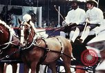 Image of horse drawn carriage Washington DC USA, 1976, second 7 stock footage video 65675027398
