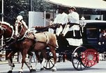 Image of horse drawn carriage Washington DC USA, 1976, second 10 stock footage video 65675027398