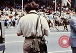 Image of California contingent Washington DC USA, 1976, second 2 stock footage video 65675027401