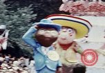 Image of parade float Washington DC USA, 1976, second 3 stock footage video 65675027402