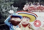 Image of parade float Washington DC USA, 1976, second 7 stock footage video 65675027402