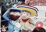 Image of parade float Washington DC USA, 1976, second 8 stock footage video 65675027402