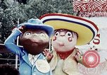 Image of parade float Washington DC USA, 1976, second 11 stock footage video 65675027402
