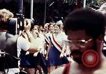 Image of youth in sashes Washington DC USA, 1976, second 3 stock footage video 65675027403