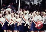 Image of youth in sashes Washington DC USA, 1976, second 8 stock footage video 65675027403