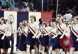 Image of youth in sashes Washington DC USA, 1976, second 10 stock footage video 65675027403
