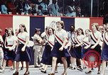 Image of youth in sashes Washington DC USA, 1976, second 11 stock footage video 65675027403