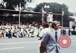 Image of marching band Washington DC USA, 1976, second 4 stock footage video 65675027404