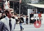 Image of marching band Washington DC USA, 1976, second 10 stock footage video 65675027404