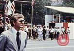 Image of marching band Washington DC USA, 1976, second 11 stock footage video 65675027404